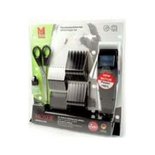 Машинка для стрижки животных, чёрная Moser Animal Clipper 1400 230V 50Hz